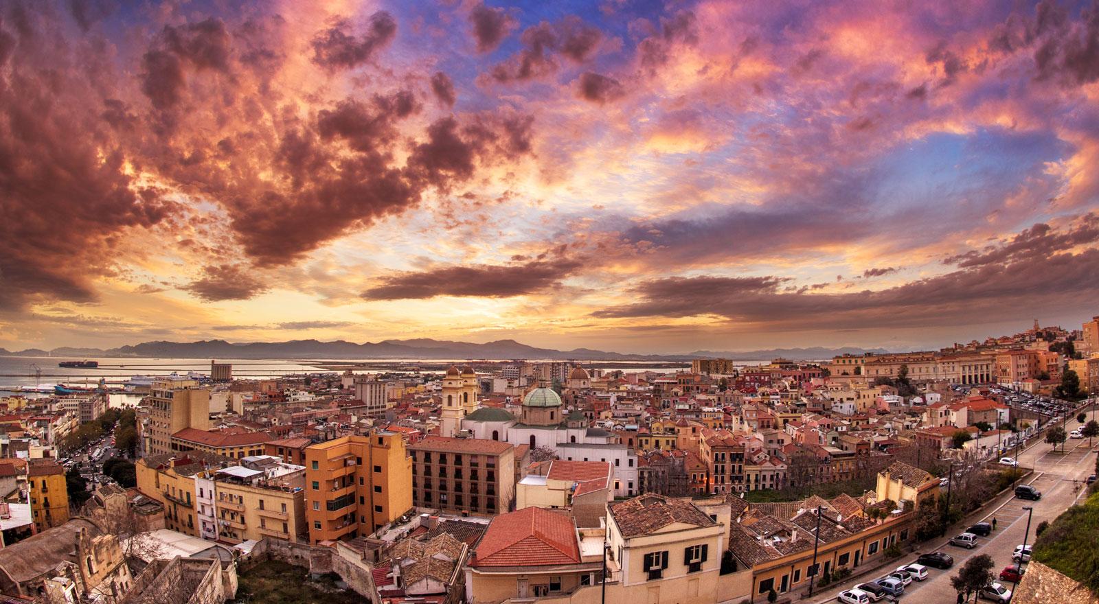 Cagliari - Hotels near the Sea for Holidays in Cagliari | Marin ...